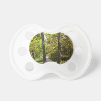 A Stroll in the Park Pacifier