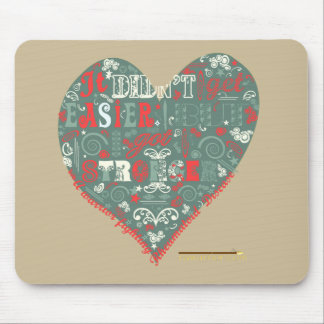 A Stronger Me - Mouse Pad
