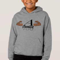 A Stronger You Hoodie