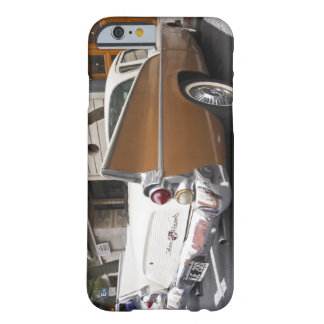 A Studebaker Silver Hawk Classic Car parked on a Barely There iPhone 6 Case