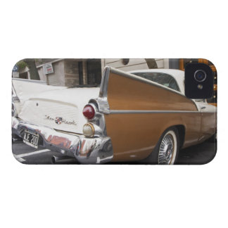 A Studebaker Silver Hawk Classic Car parked on a iPhone 4 Covers