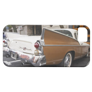 A Studebaker Silver Hawk Classic Car parked on a iPhone SE/5/5s Case
