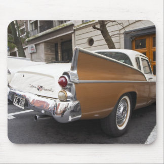 A Studebaker Silver Hawk Classic Car parked on a Mouse Pad