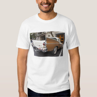 A Studebaker Silver Hawk Classic Car parked on a Shirt