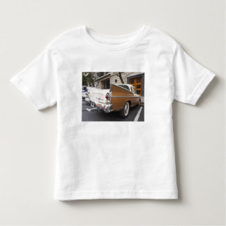 A Studebaker Silver Hawk Classic Car parked on a Toddler T-shirt