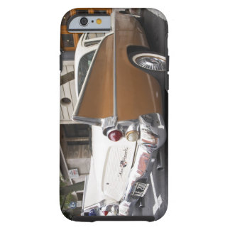 A Studebaker Silver Hawk Classic Car parked on a Tough iPhone 6 Case