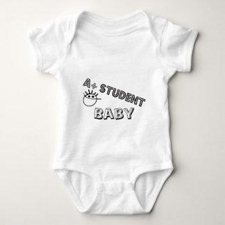 A+ Student Baby Bodysuit