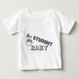 A+ Student Baby T-Shirt