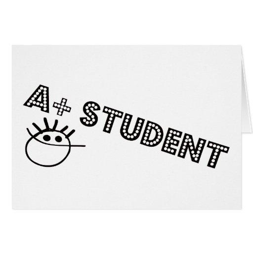A+ Student Card