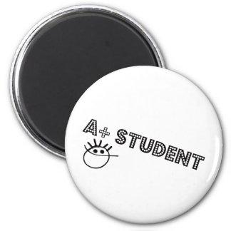 A+ Student Fridge Magnet