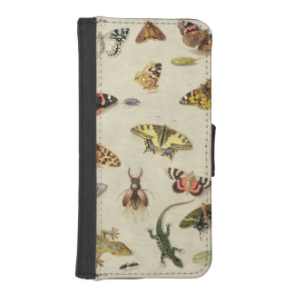 A Study of insects Phone Wallets