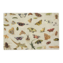 A Study of insects Placemat