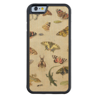 A Study of insects Carved® Maple iPhone 6 Bumper Case