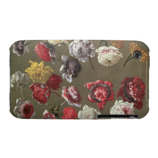 A Study of Peonies (oil on canvas) iPhone 3 Case-Mate Cases