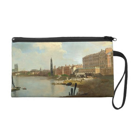 A Study of the Thames with the Final Stages of the Wristlet