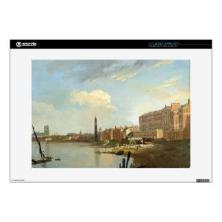 A Study of the Thames with the Final Stages of the Decals For Laptops