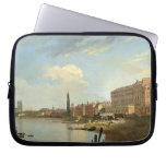 A Study of the Thames with the Final Stages of the Laptop Computer Sleeve