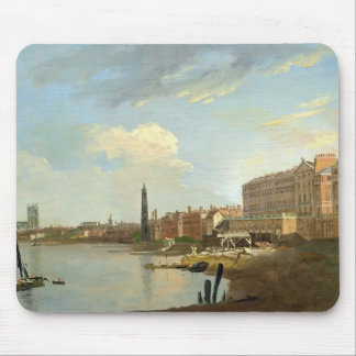 A Study of the Thames with the Final Stages of the Mouse Pad