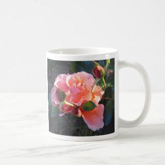 A Stunning Rose Classic White Coffee Mug