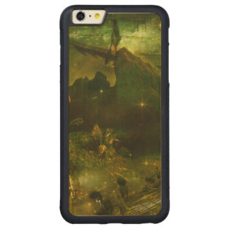 A Stunning South Pacific Paradise Carved® Maple iPhone 6 Plus Bumper Case