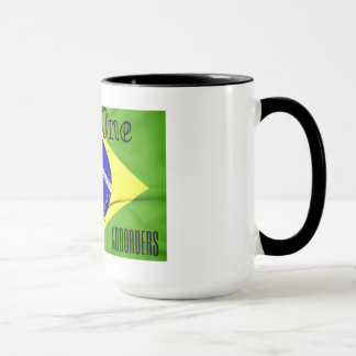 A sturdy mug you can wrap your hands around