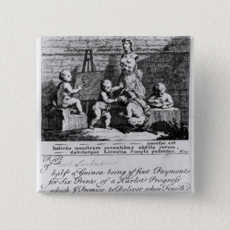 A Subscription Ticket for 'A Harlot's Button