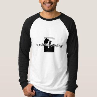 """a subtitled ending"" movie  print T-Shirt"