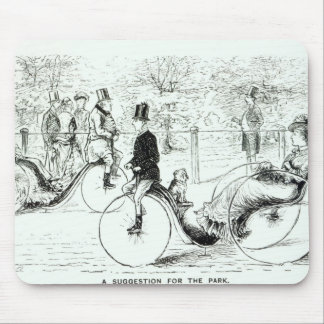 A Suggestion for the Park', 1879 Mouse Pad