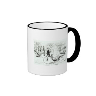 A Suggestion for the Park', 1879 Ringer Coffee Mug