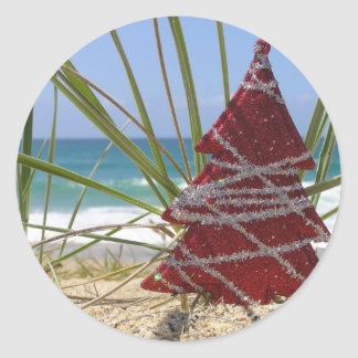 A Summer Christmas - Aussie Christmas stickers