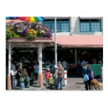 A Summer Day at Pike's Place Market in Seattle Post Cards