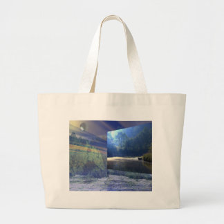 A Summer day Canvas Bag