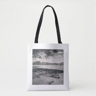"""""""A Summer Day"""" by Pablo A. Cuadra Tote Bag"""