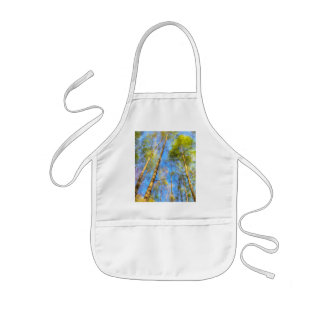 A Summer Forest Aprons