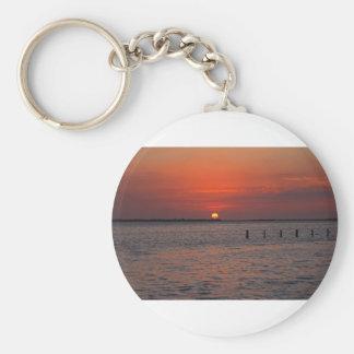 A Summer of Sleepless Joy Keychain