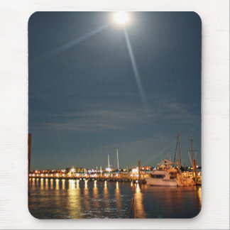 A SUMMERS NIGHT MOUSE PAD