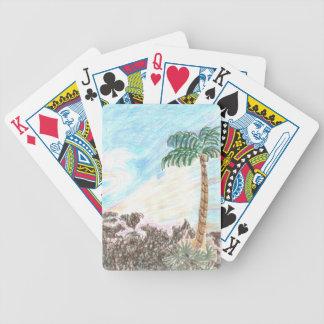 A Sun Set in Paridise Card Decks