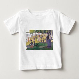 A Sunday Afternoon on La Grande Jatte Baby T-Shirt