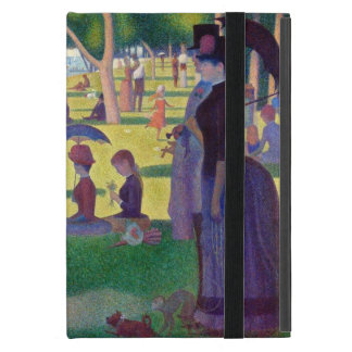 A Sunday Afternoon on La Grande Jatte by Seurat Case For iPad Mini