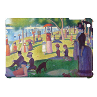 A Sunday Afternoon on La Grande Jatte by Seurat Cover For The iPad Mini