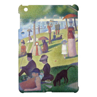 A Sunday Afternoon on La Grande Jatte by Seurat iPad Mini Cover