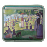 A Sunday Afternoon on La Grande Jatte by Seurat Sleeves For iPads