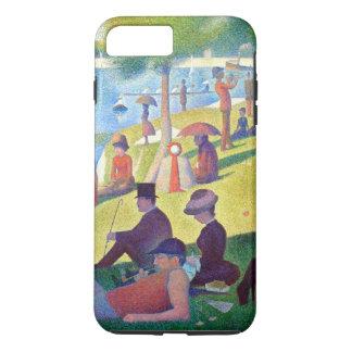A Sunday Afternoon on La Grande Jatte by Seurat iPhone 8 Plus/7 Plus Case