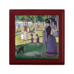 A Sunday Afternoon on La Grande Jatte by Seurat Jewelry Boxes