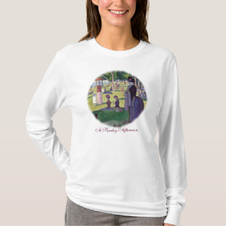 A Sunday Afternoon on La Grande Jatte by Seurat T-Shirt