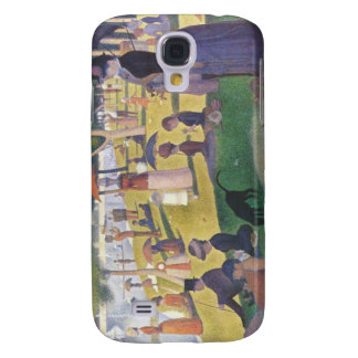 A Sunday Afternoon on La Grande Jatte Galaxy S4 Cover