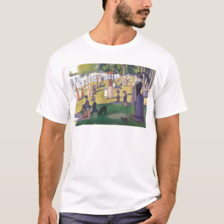 A Sunday Afternoon on La Grande Jatte T-Shirt