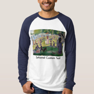 A Sunday Afternoon on the Grande Jatte T-Shirt