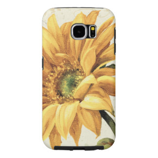 A Sunflower in Full Bloom Samsung Galaxy S6 Case