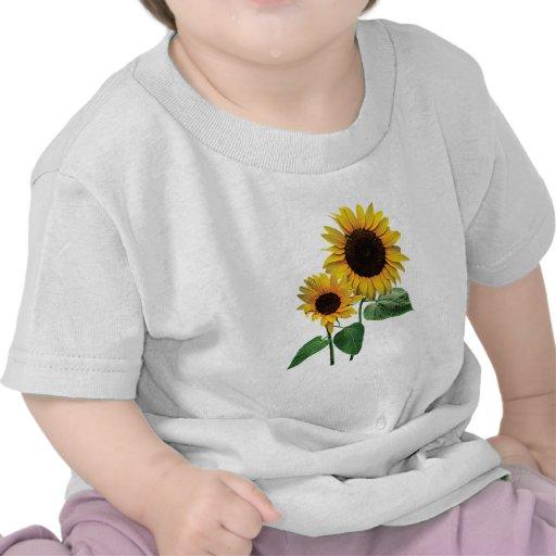A Sunflower Mommy's Love  Kids Tshirt